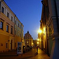 ulica B. Morando, Замосц