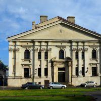 Kościół (1637-65) w Zamościu, Замосц
