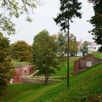 Kojec (1836) i mury obronne (1580-1618) Zamościa, Замосц