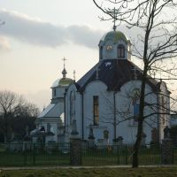 Cerkiew, Замосц