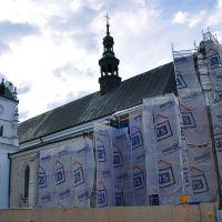 Kościół parafialny pw. Wniebowzięcia NMP XV w Kraśnik /zk, Красник