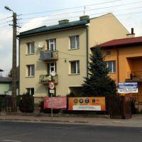 Kraśnik - hotel Iwona przy ul Jagielońskiej, Красник