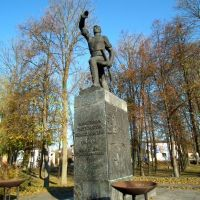 Pomnik Partyzanta, Красник
