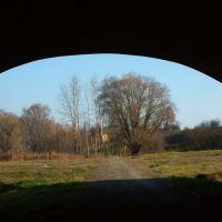 Pejzaż z tunelu, Красник