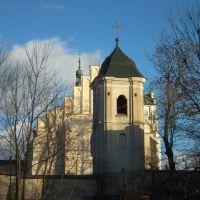 Kościół od Festiwalowej, Красник