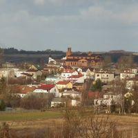 Panorama kraśnicka, Красник