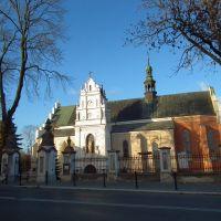 Kościół w Kraśniku, Красник