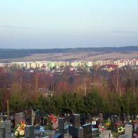 Kraśnik -Piaski, Красник