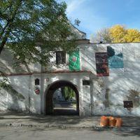 Brama do obiektów klasztornych, Красник