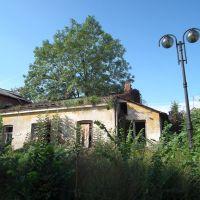 Ruiny przy ul.Ogrodowej, Красник