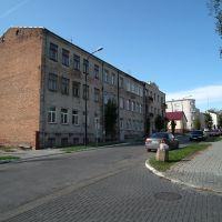 Budynki przy ul.Piłsudskiego, Красник