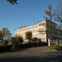Budynek Policji, Красник