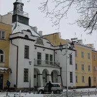 Krasnystaw, Ratusz, 8 marca 2009, Красныстав