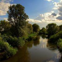 Wieprz River summer, Красныстав