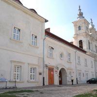 Kościół św. Franciszka Ksawerego i kolegium pojezuickie z XVII-XVIII w, Красныстав