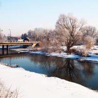 Most nad rzeką Wieprz, Красныстав