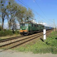 Linia kolejowa nr 7-Warszawa-Lublin-Dorohusk, Лешна