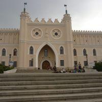 Lubelski Zamek, Люблин