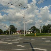 Lublin, ul. Fabryczna, Люблин