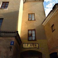 Lublin - Teatr Andersena, Люблин