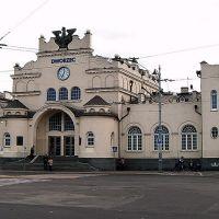 Dworzec PKP Lublin Główny, Люблин
