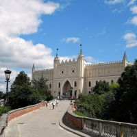 Lublin (Polska) Zamek Lubelski / Lublin (Poland) Lublin Castle, Люблин