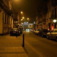 Lublin - ulica Tadeusza Kościuszki, Люблин