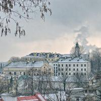 Duchowne Seminarium pod pierzynką śniegu..., Люблин