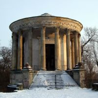 Temple of the Sibyl (1798-1801), Puławy, Пулавы