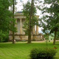 Puławy-Świątynia Sybilli, Пулавы