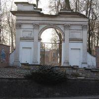 Brama Rzymska, Пулавы