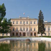 Pałac Czartoryskich w Puławach, Пулавы