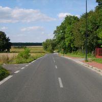 Świdnik koło lotniska (zdjęcie zrobione 2009 przed budową nowego lotniska), Свидник