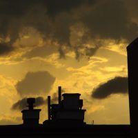 Ostatnie promienie słońca przed burzą, Свидник