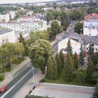 widok na lwowska, Томашов Любельски