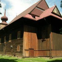 Tomaszów Lubelski kościół z 1627 roku, Томашов Любельски