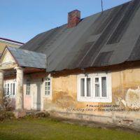 Old building (1828) in Tomaszów Lubelski - Poland, Томашов Любельски
