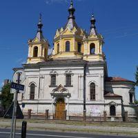 cerkiew tomaszowska, Томашов Любельски