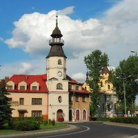 Państwowa Szkoła Muzyczna, dawniej Straż Pożarna, Томашов Любельски