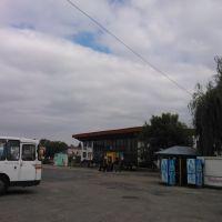 Dworzec Autobusowy, Томашов Любельски