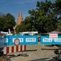 Czas festiwalu - bez biletów ani rusz...;-), Бржег