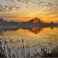 sunrise of Opole, Бржег