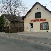 Opole-Wójtowa Wieś, dom rodzinny Poliwodów, Бржег
