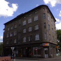 Budynek w Koźlu Porcie, Кедзержин-Козле