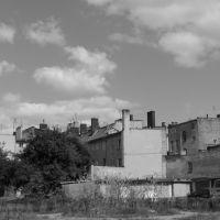 Koźle (Widok z ul.Targowej), Кедзержин-Козле