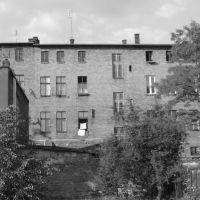 Kamienica przy ul.Piastowskiej (od podwórzy), Кедзержин-Козле