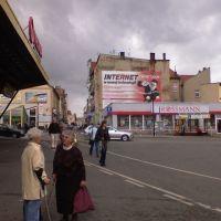 Dwie babcie w Koźlu, Кедзержин-Козле