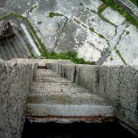 Nysa stara Wieża ciśnień widok z góry, Ныса