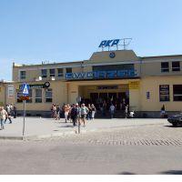 Railway station Nysa, Ныса