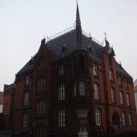 Budynek -Sądu Rejonowego w Nysie, Ныса
